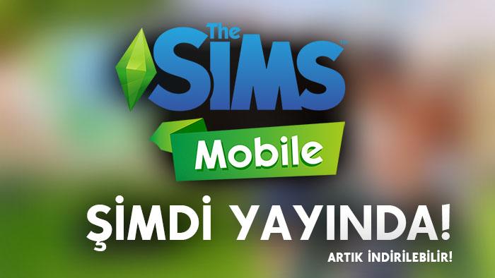 The Sims Mobile Şimdi Yayında Artık Tüm Dünyada İndirilebilir