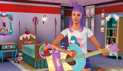 The Sims 3 Katy Perry