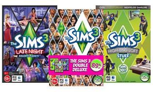 The Sims 3 İndirim/Kampanya | Sim Dünyası ~ The Sims 4 & The