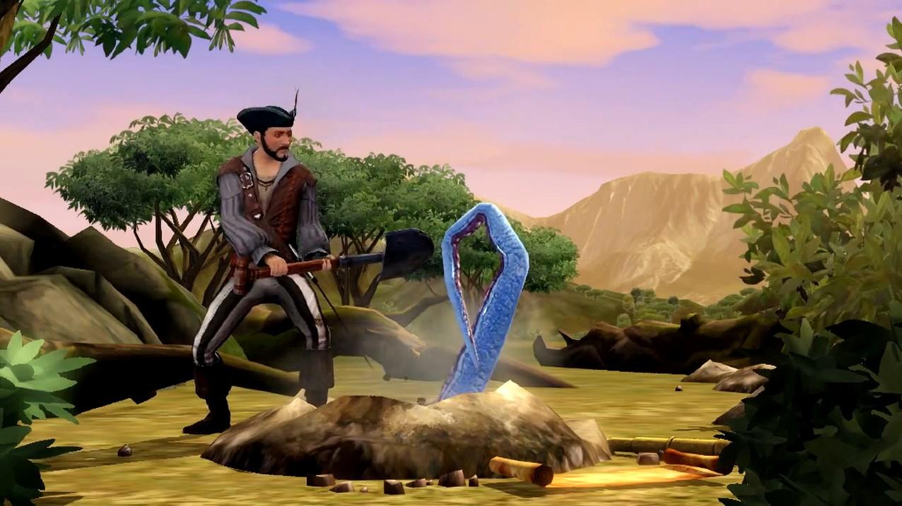 The Sims Medieval Пираты и Знать - оценка дополнения.