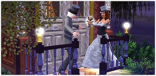 The Sims 3 Büyücülük Seti